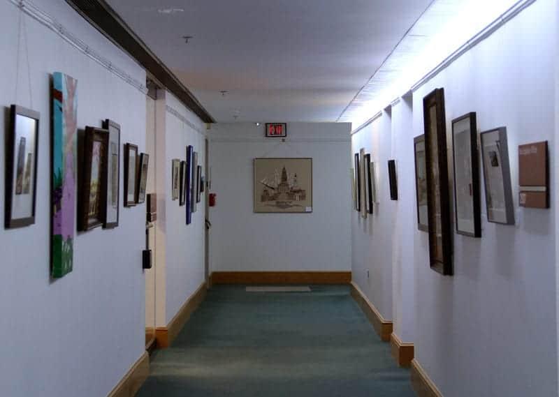 Art in City Hall