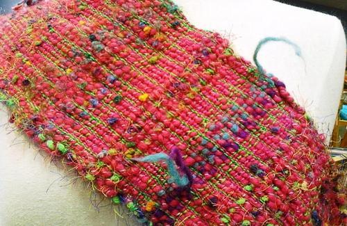 Raquel Rosa Weaving