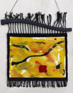 "Tea Okropiridze ""Autumn Tunes"" Tapestry"