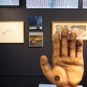 """Craftsman's Hand"" by Carlos Beltran"