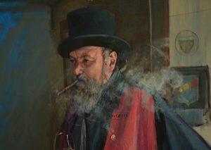 Danni Dawson Oil Painting