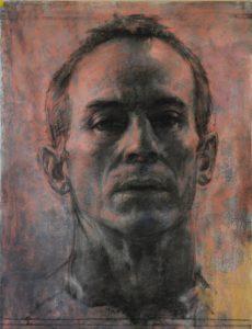 Self Portrait by Rick Weaver