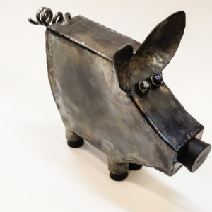 Pig by Donna Reinsel